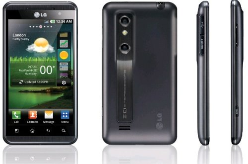 LG Optimus 3D as Mobile VoIP