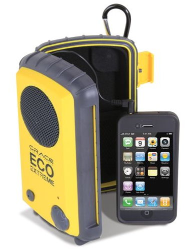 iPod Rugged Case With Speaker