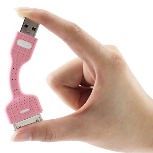 Bone Link II Flexible and Bendable Cable for iPad iPhone and iPod
