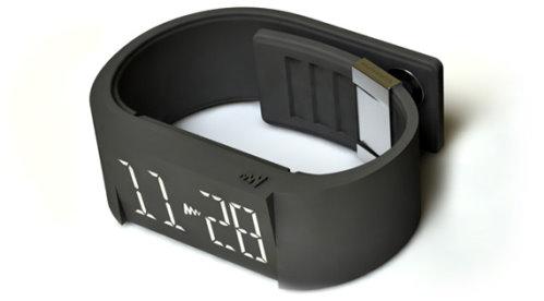 Ladies GadgetsMutewatch LED Watch With Clock Alarm