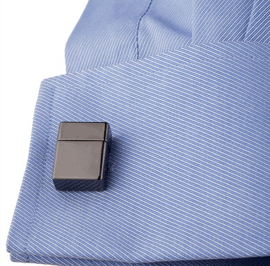 New USB Flash Drive Cufflinks Designed by Ravi Ratan