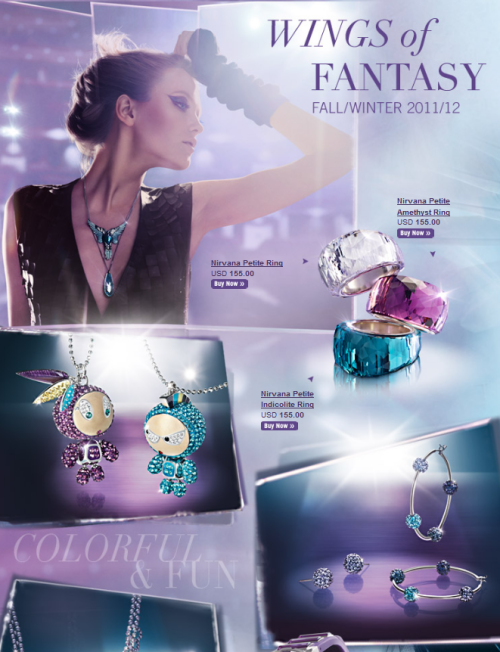 Swarovski Wings of Fantasy