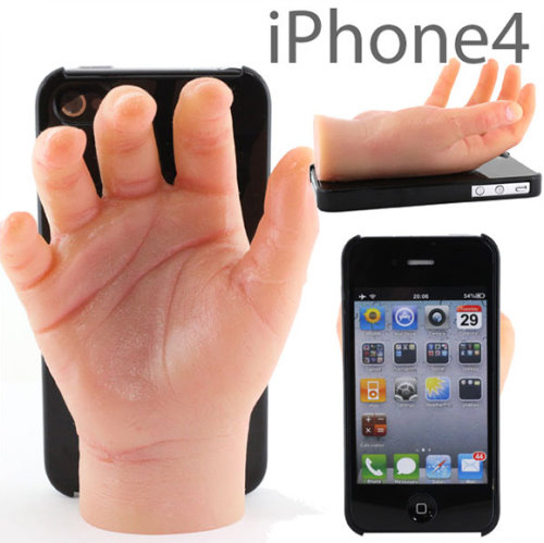 The iPhone Hand Case