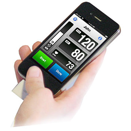 Track Your Blood Pressure Wherever you are With the Smart Blood Pressure Monitor
