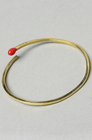 Your Eyes Lie Matchstick Bangle
