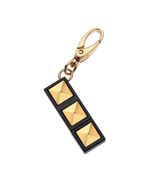 2GB Gold-Plated Bag Charm