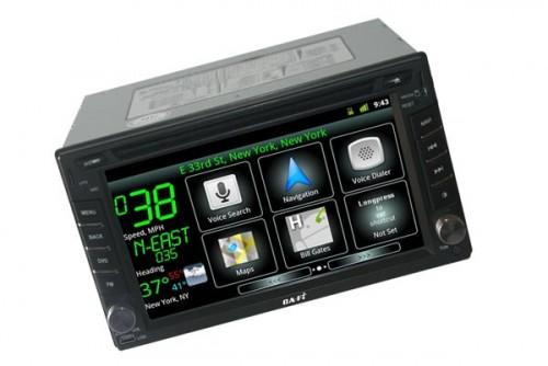 Innotrends Ca-Fi In-Car Infotainment System