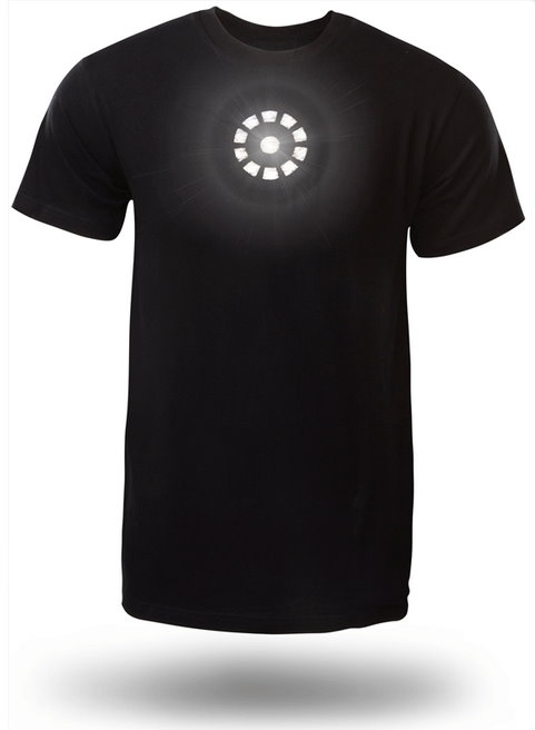 The Iron Man T-Shirt