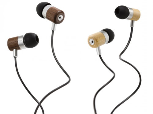 Vers 7E Wood Earphones