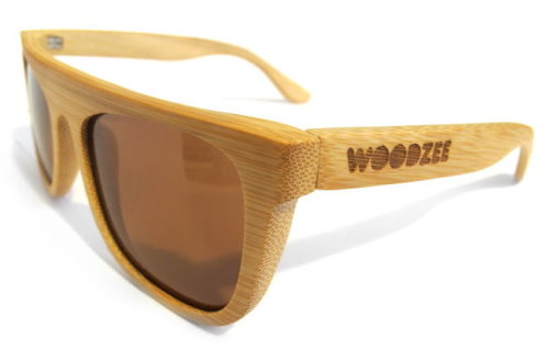 Wood Sunglasses From Woodzee