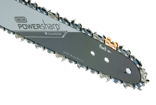 Oregon PowerSharp Sharpens Your Chain Within Seconds