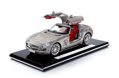 Swarovski Mercedes-Benz SLS AMG Miniature