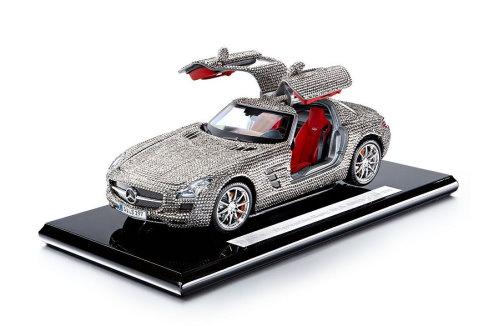 Swarovski Mercedes-Benz SLS AMG Miniature