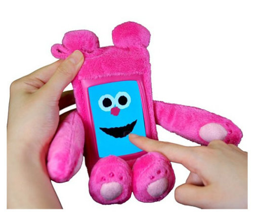 Ta Sure Turns Your iPhone into a Cute Plush Character