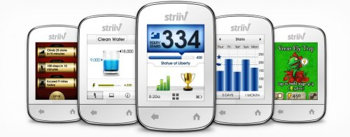Striiv Portable Personal Trainer