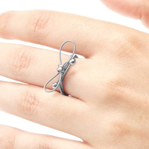 Jewelry Made From Recycled Guitar Strings