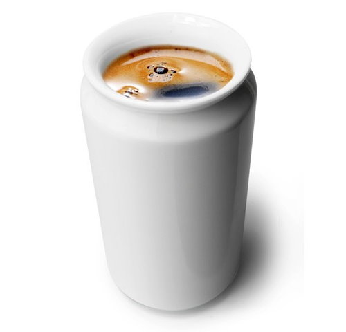 Cuppa Can for Drinking Coffee While on the Move