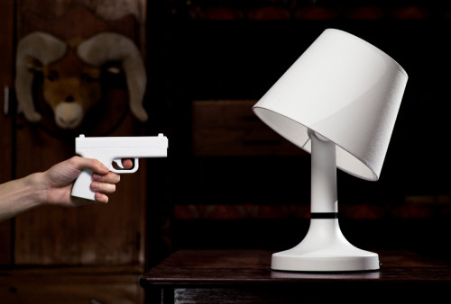 Point and Shoot Lamp