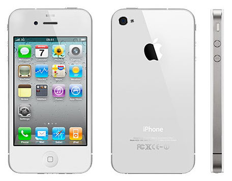 Turn Your Black iPhone Into a White iPhone