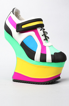 Ascension Shoes by Jeffrey Campbell