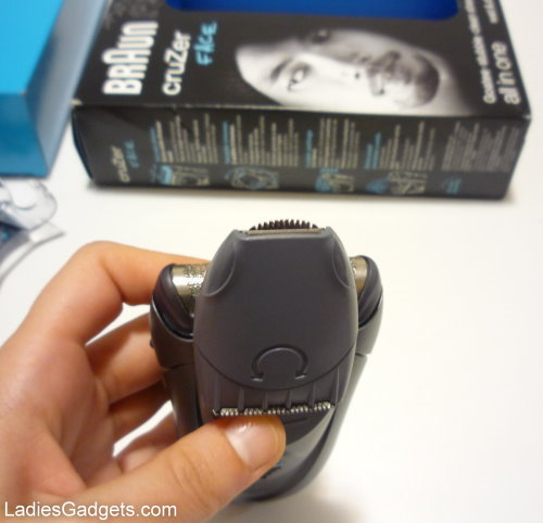 Braun Cruzer 6 Face Hands-on Review