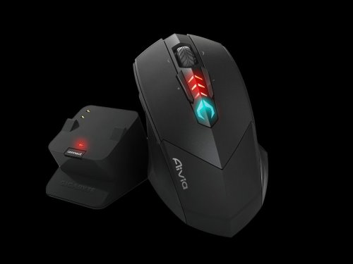 Gigabyte Aivia M8600 Worlds First Wireless Gaming Mouse