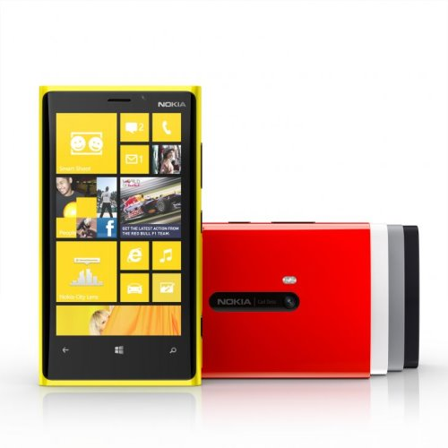 Nokia Lumia 920 and 820 Available by the End of November