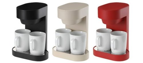 Minimalist Coffee Maker From Japan