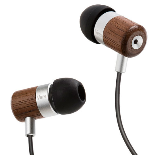 Vers 5E Wooden Earbuds