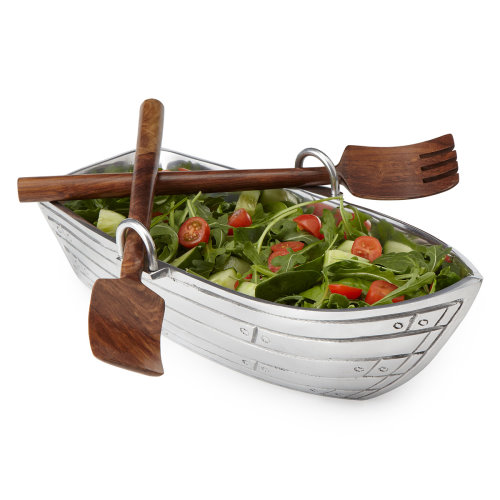 Boat Bowl for Salad
