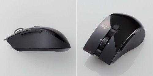 Elecom 9nove Wireless Mouse Controls 9 Computers