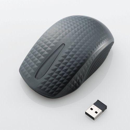 Elecom Wireless Mouse with Touch Sensitive Surface