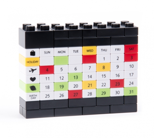 Lego Like Calendar Wont Puzzle You (1)