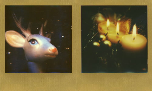 Polaroid SX 70 Gold Edition (2)