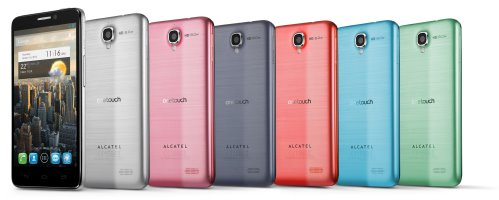 Alcatel One Touch Series Amazes with Design and High End Features ONE TOUCH IDOL
