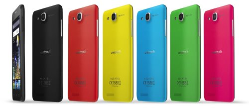 Alcatel One Touch Series Amazes with Design and High End Features ONE TOUCH IDOL ULTRA
