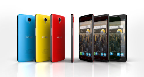 Alcatel One Touch Series Amazes with Design and High End Features ONE TOUCH IDOL X