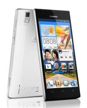 Huawei Launched Ascend P2 (1)
