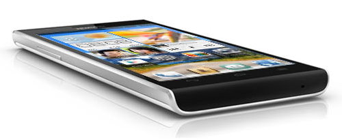 Huawei Launched Ascend P2 (2)