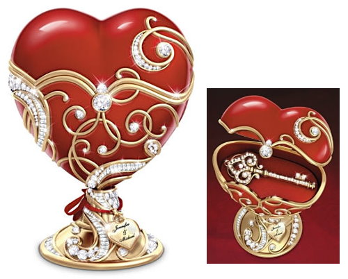 Key to My Heart Music Box