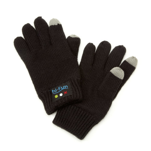 Bluetooth Gloves for Answering Calls with a Call Me Sign (1)