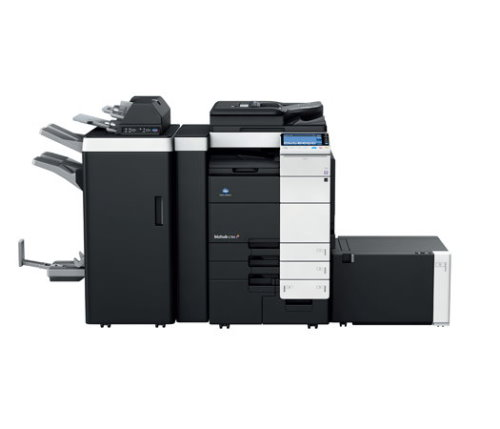 Konica Minolta bizhub C754 Delivers Everything Your Need for Your Business Environment (1)