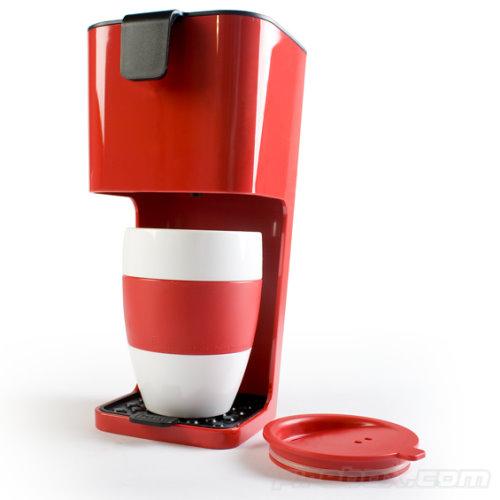 Coffee Maker Design Modern : Ladies GadgetsRetro Coffee Maker in Modern Design - Ladies Gadgets