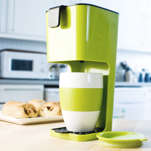 Retro Coffee Maker in Modern Design (3)