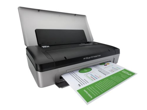 HP Officejet 100 a Good Mobile Printer but not for Every Need