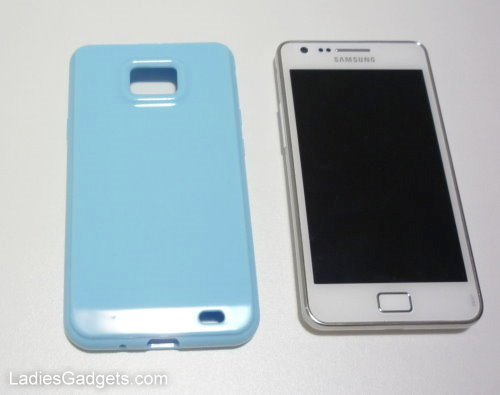 Hands on Review Sky Blue Gel Skin Case (6)