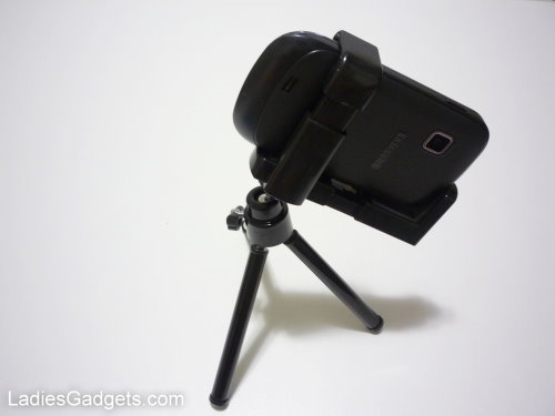 Hands on Review Tmart Tripod Adapter for Smartphones (14)