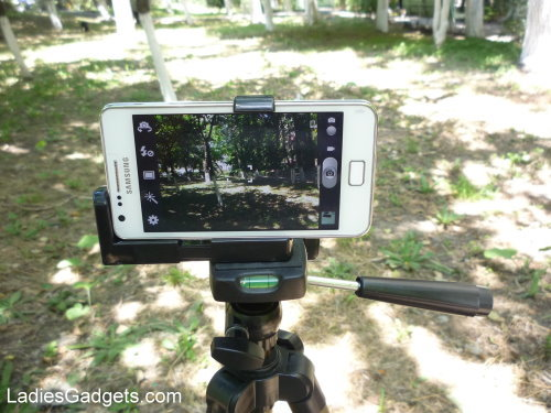Hands on Review Tmart Tripod Adapter for Smartphones (6)
