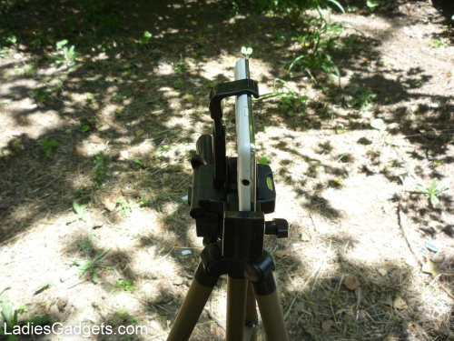 Hands on Review Tmart Tripod Adapter for Smartphones (9)