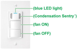 Protect the Bathroom Against Mold with the DewStop Switch (3)